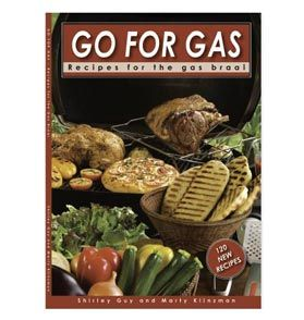 Go for Gas Cookbook R180