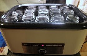 Retirement and Back to the Basics: Using an Electric Roaster While Canning