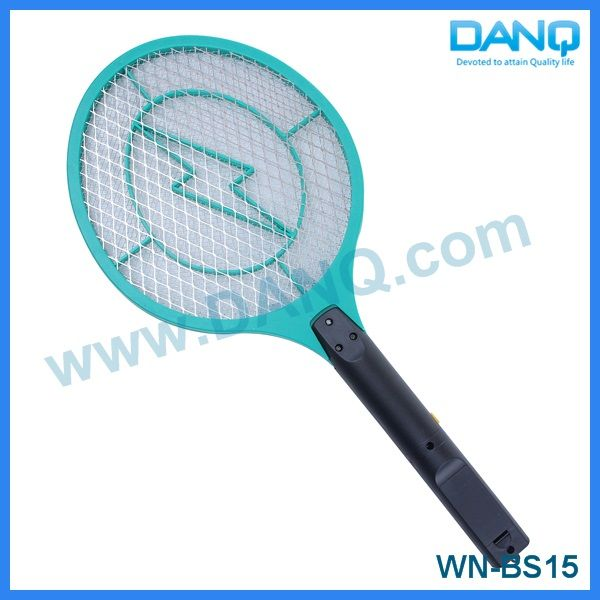 Three layers fly trap, bug zapper, mosquito swatter, mosquito racket with CE-EMC