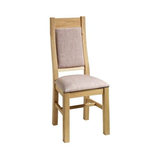 Modena Oak Furniture Modena Oak Dining Chair x2 Make your chairs the talking point over dinner with our Modena Oak dining chairs. Made to the highest standard and using only the best materials, the Modena Oak dining chairs are stylish and comfortab http://www.comparestoreprices.co.uk/dining-furniture/modena-oak-furniture-modena-oak-dining-chair-x2.asp