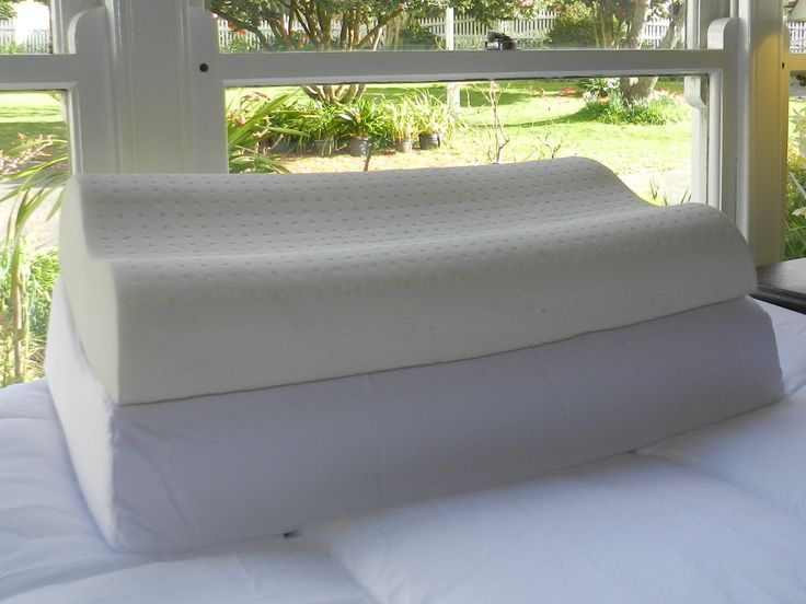 TLC 'Therapeutic Medium' Talalay latex pillow. For those with neck and shoulder pain (isnt that everyone??) for therapeutic support. $85.00 www.tlclatexpillows.com.au