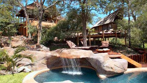 Lukimbi pool area, Kruger National Park, http://www.pridelodges.com/index.php/game-lodges/classic/lukimbi/