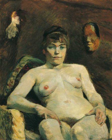 Boemia da noite parisiense de Toulouse-Lautrec à mostra no Masp