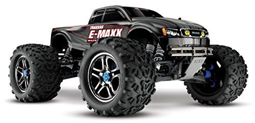 Save up to 42% on #Traxxas RC Cars and #Trucks Traxxas E-Maxx Brushless: Brushless Electric Monster Truck http://amzn.com/B00OK3AJD6?tag=thep0658-20