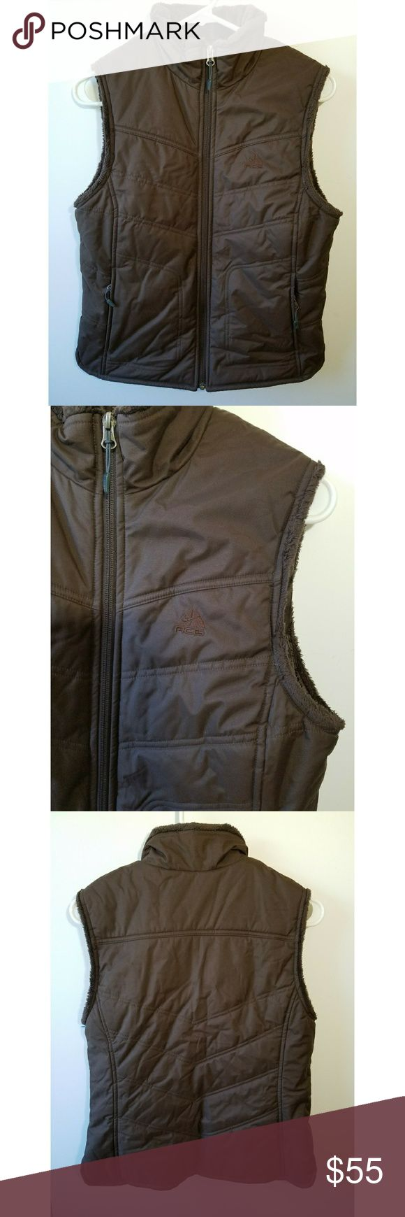 Nike ACG Zip Up Puffer Vest New Condition With Out Tags Nike ACG Jackets & Coats Vests