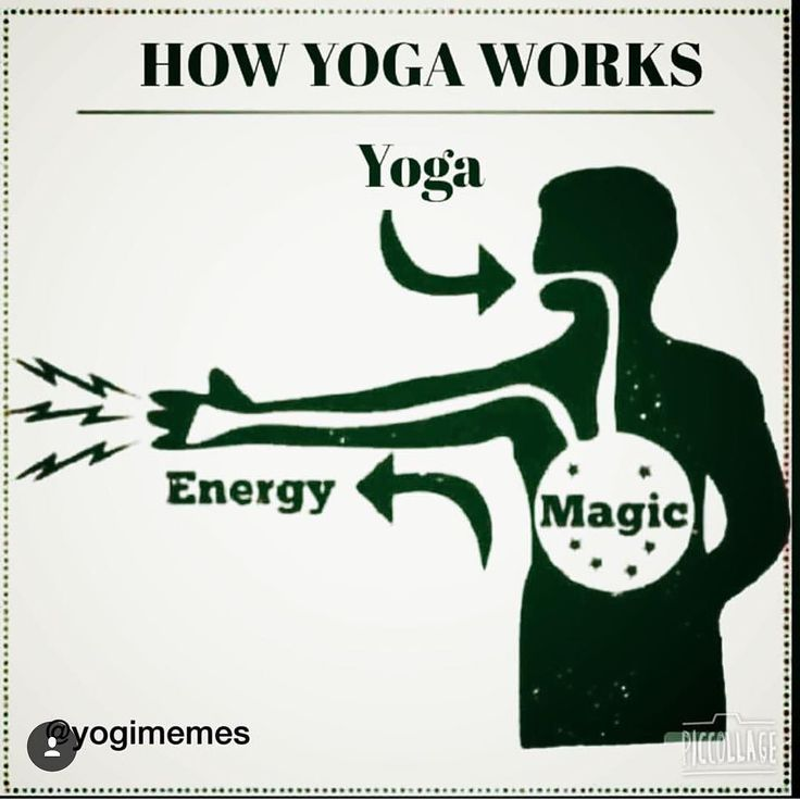 #Yoga #Magic = #Energy #yogamagic
