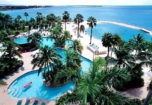 Renaissance All-Inclusive Resort, Aruba. Great hotel with it's own private island. So relaxing!