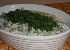 yoğurtlu yteşil mercimek salatası tarifi