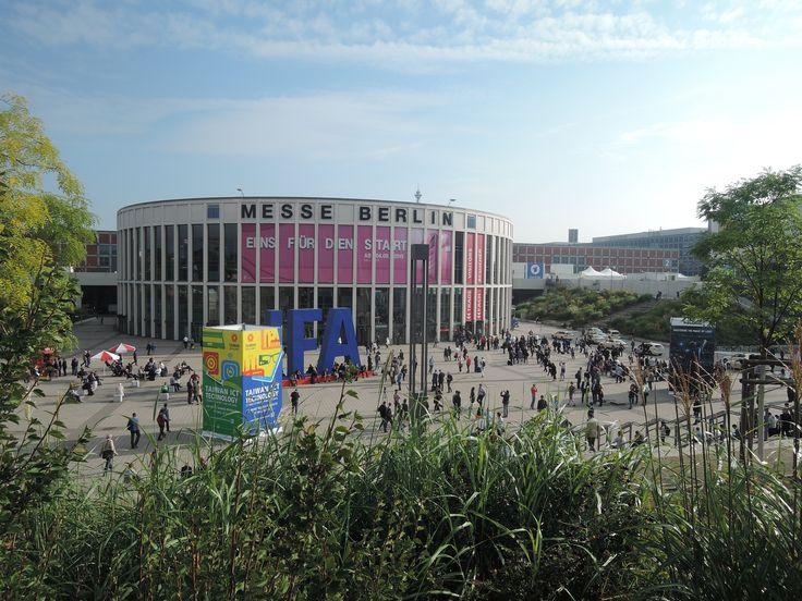 IFA 2015 in Berlin Tole Austellung!!!