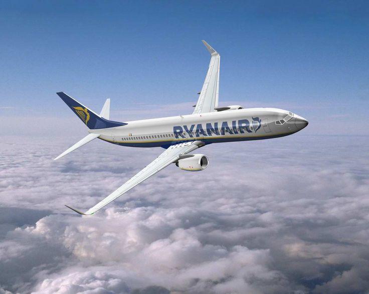 Περισσότερα δρομολόγια με Ryanair!