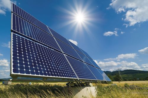 Solar Panel Benefits - You might think solar panels are only for large corporations. But, in fact, you can use solar panels at your home or your small business. #Solar_panels help to reduce utility bills, decrease your environmental footprint and make yourself greener.
