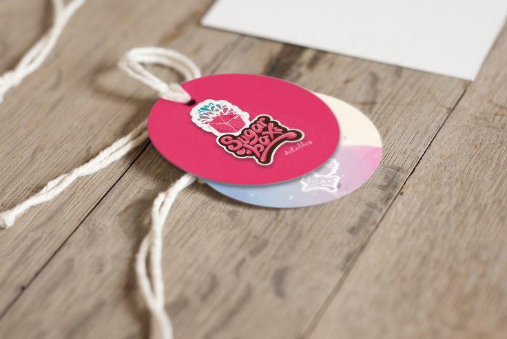 Sugar box tags