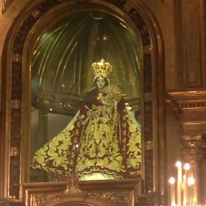 Virgen del Rosario Patrona de Guatemala