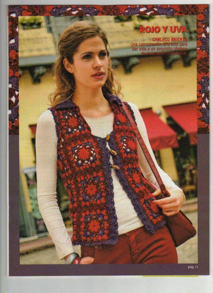 Todo para Crear ... : Revista de crochet