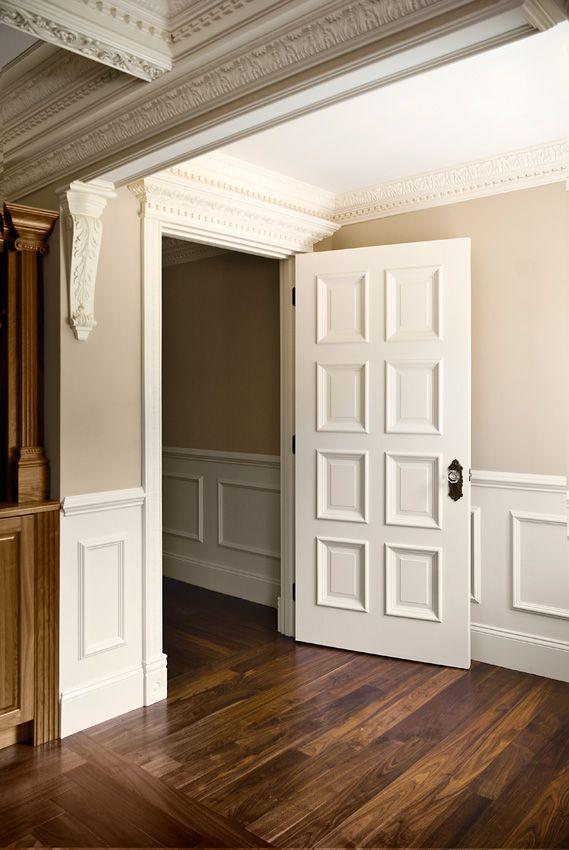 17 best ideas about dark walnut floors on pinterest for Trustile doors cost