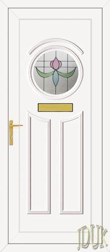 Minova One Spurr UPVC Front Door