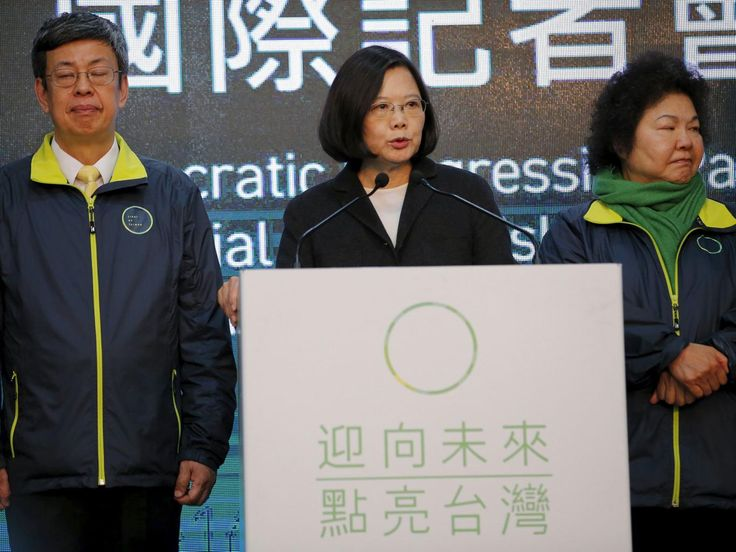 Taiwan election: Tsai Ing-wen to become first female president as ruling KMT ... - http://news54.barryfenner.info/taiwan-election-tsai-ing-wen-to-become-first-female-president-as-ruling-kmt/