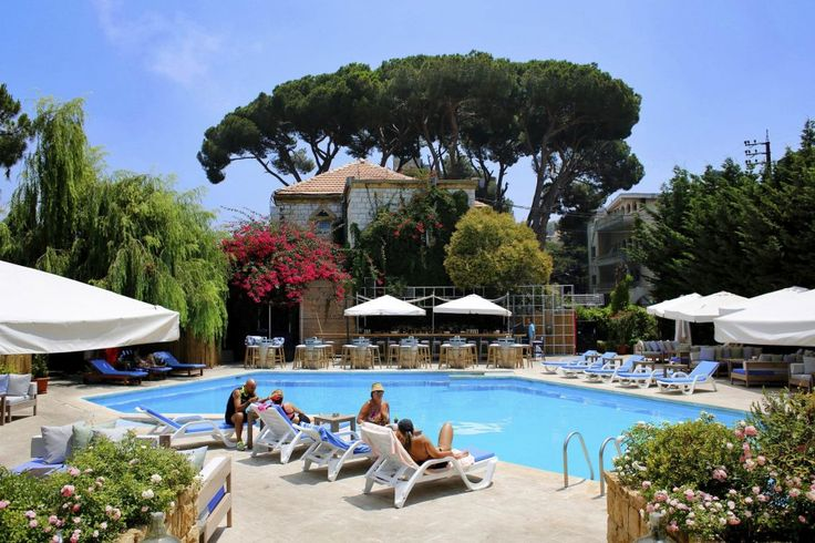 Lebanon Tourism Sees a Rebound in Shadow of Regional Turmoil  In this June 30 2017 photo people sunbathe at the Printania Palace Hotel in Broummana some 15 kilometers (about 10 miles) northeast of Beirut Lebanon. The tourism industry in Lebanon is on the rebound thanks in no small part to the misfortunes of its Middle East neighbors. Hassan Ammar / Associated Press  Skift Take: This is wonderful news for Lebanon which has been wracked by instability and internal turmoil for years. The…