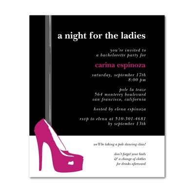 gay party invitations