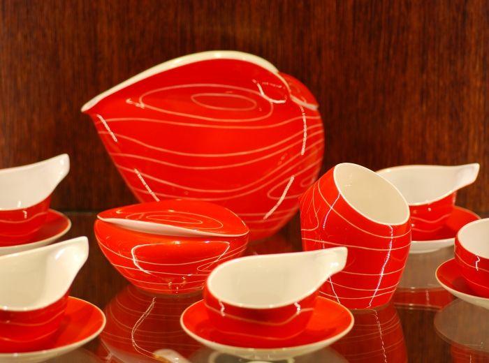 Serwis do kawy Dorota - Porcelana Ćmielów