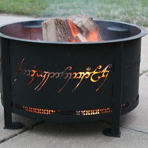 12+ Beautiful Metal Firepits That Are Works Of Art