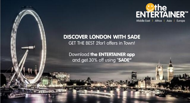 Buy one get one free offers in #London for 2016. Over 900 #2for1 #moneysaving #londondeals Click following link to get #EntertainerLDN The only app you'll truly need if you're #livinginlondon or #traveling to #London   #beauty #health #food #drinks #attractions #hotels   bit.ly/1TQxEVo I've got the app and boy oh boy have I saved wads of cash already!! #cheap #thingstodoinlondon   Save more. Enjoy more. Live more. Love and light S x