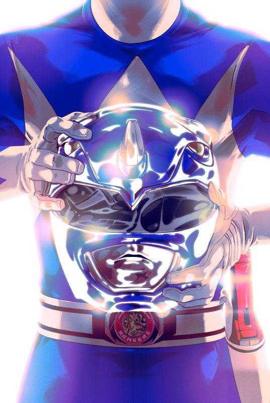 Gani Montes es un talentoso ilustrador de Atlanta,USA, que en esta oportunidad diseño a los conocidos personajes de los Power Rangers con un estilo...