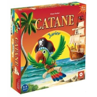 Catane Junior Asmodée - Jeu de stratégie - Achat & prix   fnac