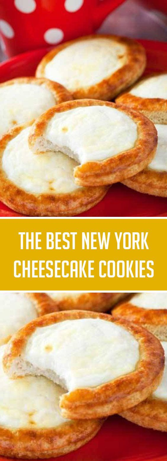 Die besten New York Cheesecake Cookies – foodrecip…
