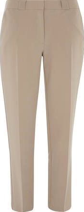Dorothy Perkins Womens Tall Camel Ankle Grazers- White DP66827755 Tall camel ankle grazer with centre back metal tab detail and leg length of 75cm. 72% Polyester,22% Viscose,6% Elastane. Machine washable. http://www.comparestoreprices.co.uk/january-2017-9/dorothy-perkins-womens-tall-camel-ankle-grazers-white-dp66827755.asp