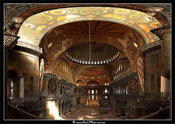 SAINTE SOPHIE – Istanbul  TURQUIE  Impressionnant...