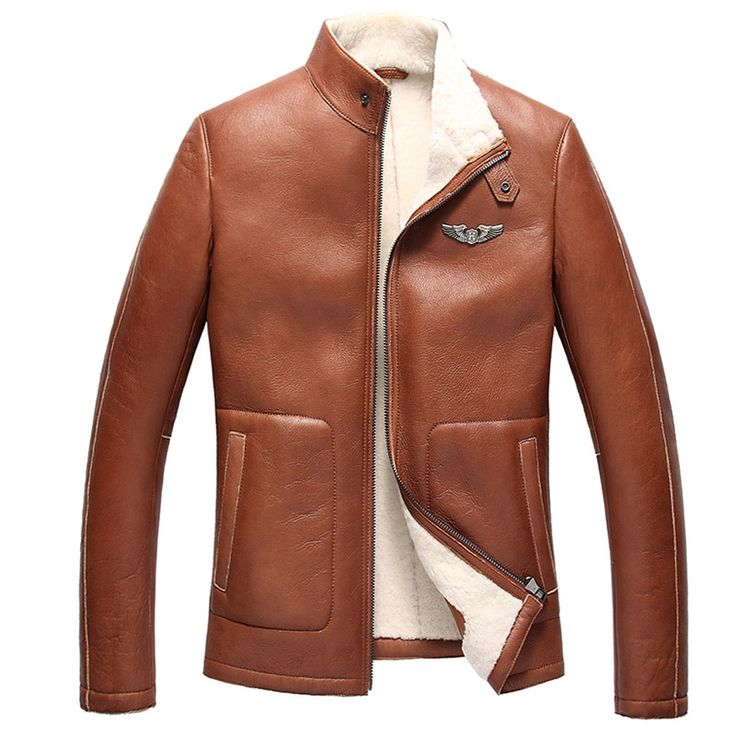 Find More Leather & Suede Information about 2015  Man's Fur Coat  Male…