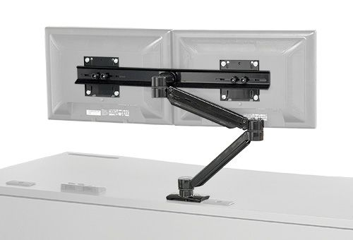 C900D Dual Adjustable Monitor Arm