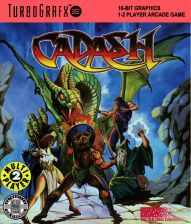Play Cadash (NEC TurboGrafx 16) online | Game Oldies