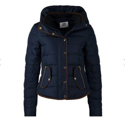 Doudoune Femme Zalando, achat Vero Moda MARCO Doudoune bleu prix soldes Zalando 100.00 € TTC