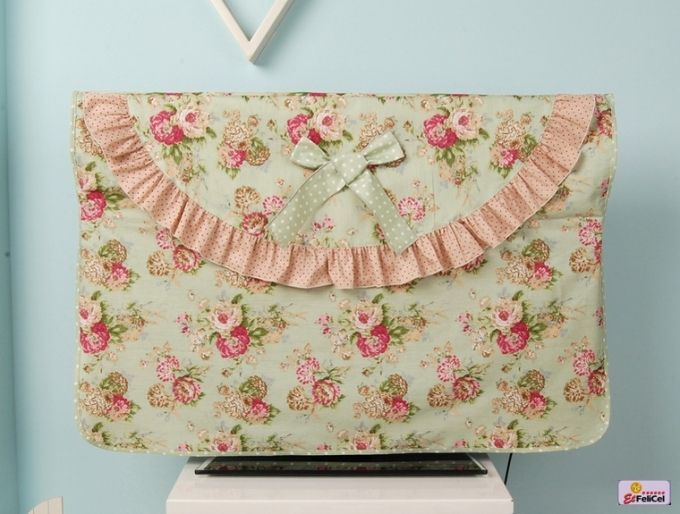 """Green Forest LCD TV Cover  Size : 32"""" : IDR 120.000 42"""" : IDR 135.000  For Order : Pin bb : 5AE78405 Line : etfelicel1 WA : 085216016388 IG : Etfelicel FB : www.Facebook.com/etfelicel.shop www.etfelicel.com"""