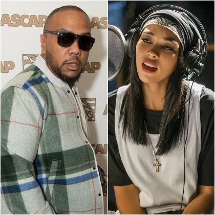 Timbaland blasted Lifetime's Aaliyah biopic over the weekend, and continued sharing his thoughts this morning. And Alexandra Shipp is finally speaking out.