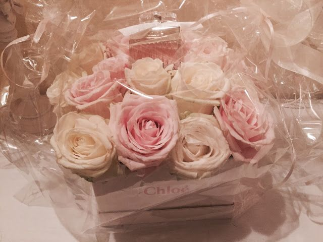 CHLOÈ EAU DE TOILETTE, UN BOUQUET DI ROSE BIANCHE PER LE SPOSE By www.SomethingTiffanyBlue.com