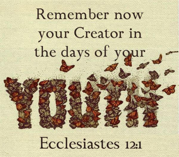 Ecclesiastes 12:1