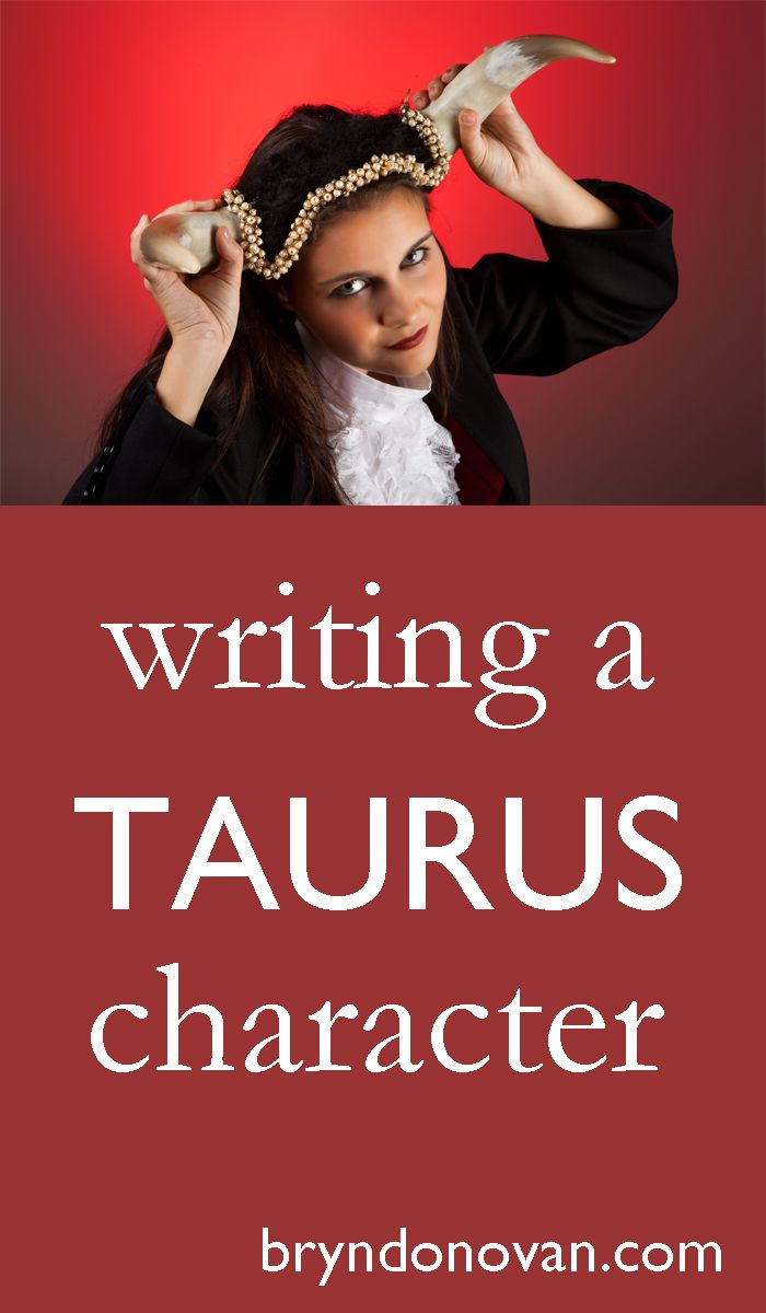 Zodiac Traits - Write a TAURUS Character! #astrology #personality #writingtips