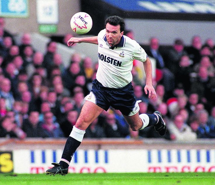 #SpursOnThisDay 15th March 1987 - Neil Ruddock plays his first game for Spurs in the FA Cup vs. Wimbledon.