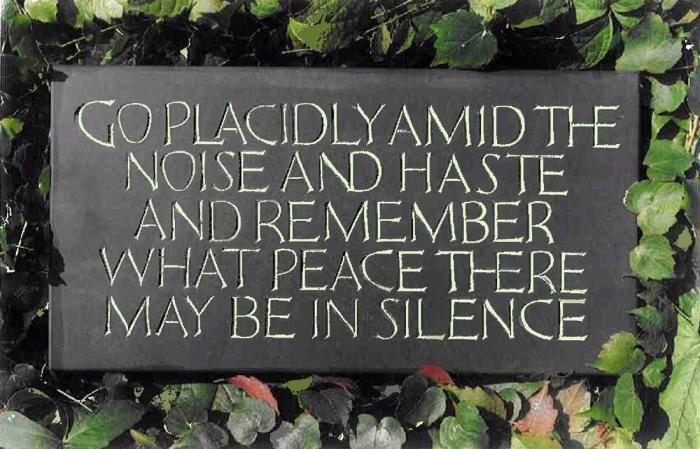 Writing on the Wall: Garden Edition Gardenista