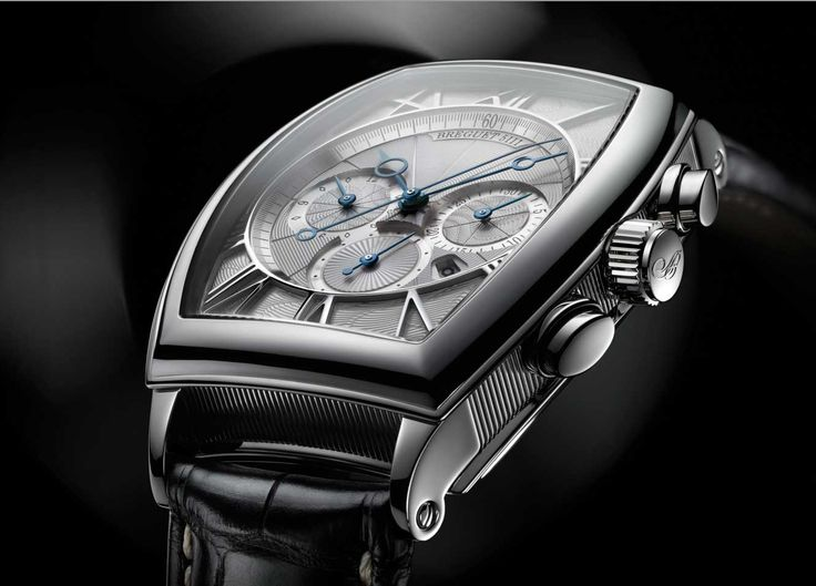Breguet Heritage 5400BB 42mm automatic with Chrono in white gold.  Has a 52 hour power reserve!