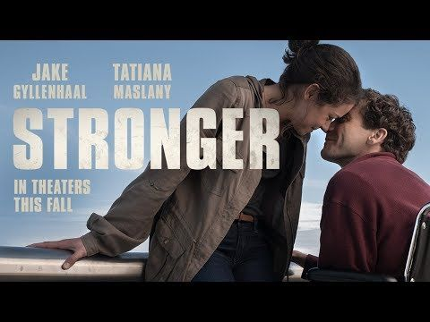 'Stronger' trailer: Jake Gyllenhaal, Tatiana Maslany in bombing drama - Goldderby