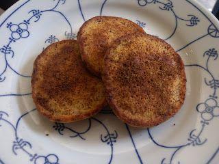 Eet goed, Voel je goed: Kaneel Amandelmeelpannenkoekjes