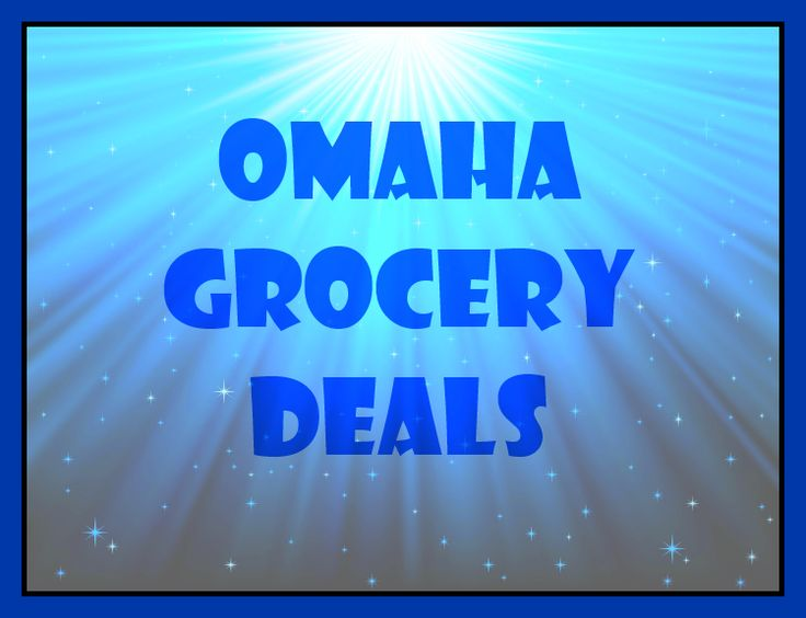 Omaha Area Grocery & Price Matching Deals 10/1/14 – 10/7/14! – Mom Saves Money
