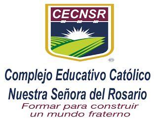 Logo Complejo Educativo Católico Nuestra Señora del Rosario CECNSR | Complejo Educ. Católico Nstra. Sra. del Rosario