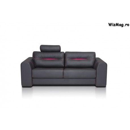 Canapea 2 locuri VIP living