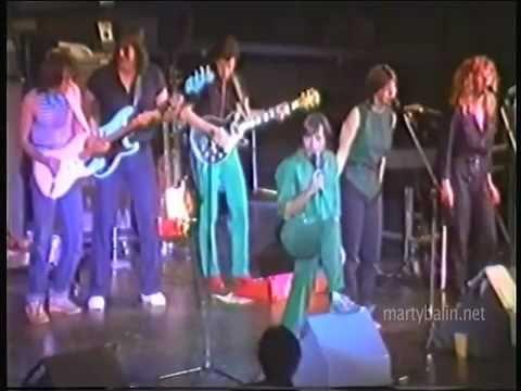 "MARTY BALIN - ""HEARTS"" LIVE 1982 CONCORD PAVILLION (+playlist)"