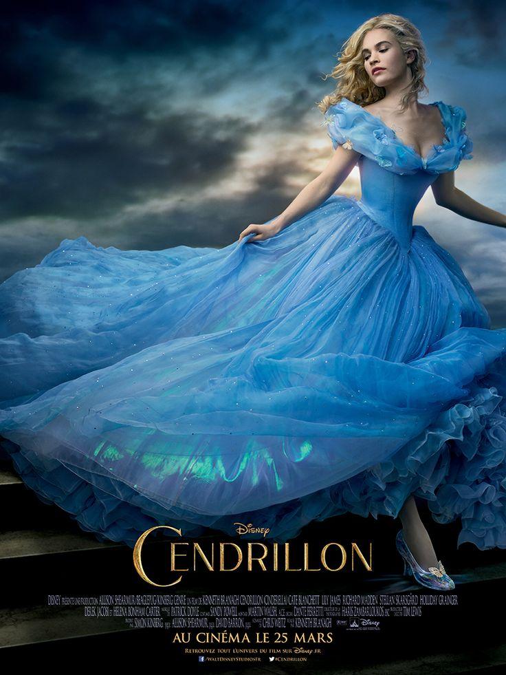 #Disney - #Cendrillon
